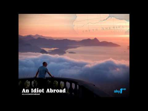 An Idiot Abroad Season 1 Soundtrack (by Vik Sharma) (Unreleased)
