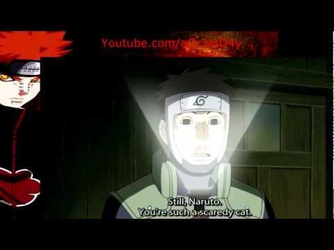 Naruto Shippuden - Captain Yamato scares Naruto | HD
