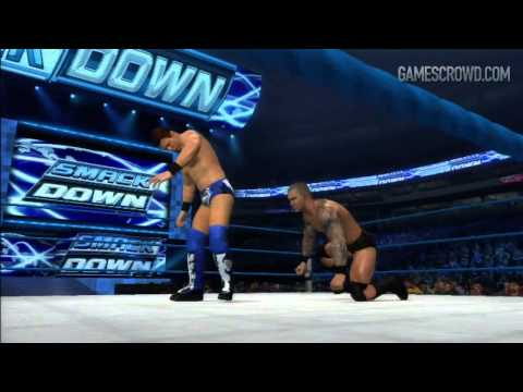 WWE 12' First Gameplay Video! -Lzhw6p_FI6Q