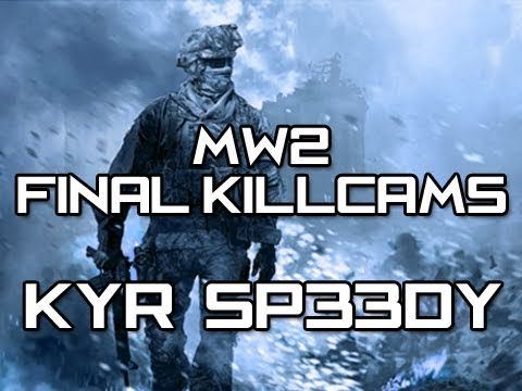MW2 KillCams with Reactions