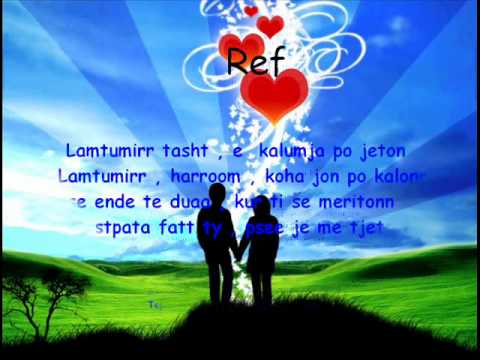 Brox ft Drilon - Lamtumir love song 2012