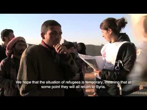 Treating Syrian refugees in Lebanon