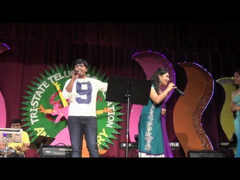 TRI-STATE TELUGU ASSOCIATION:  30TH ANNIVERSARY: MELODIOUS MOMENTS WITH SUNITHA: SILPA & CHARAN