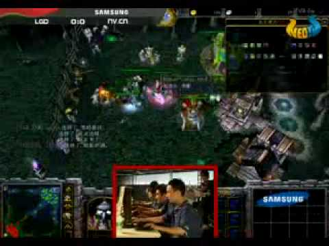 01 WCG China Dota Final LGD.sgty vs Nirvana.cn