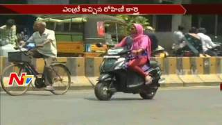 High Temperatures in Telugu States || People Face Problems || NTV - NTVTELUGUHD