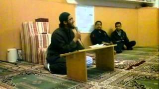Hafiz Ahsan Amin (Kalam Regarding Hazrat Bilal RA)