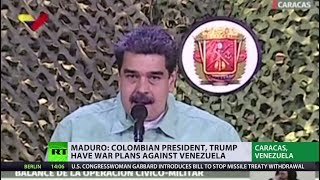 More sanctions: US hits Maduro government with new penalties - RUSSIATODAY