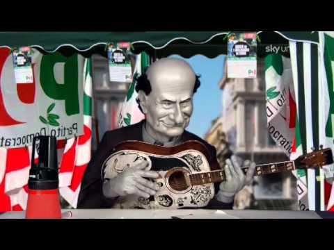 Gli Sgommati - Puntata 2 - L'ossessione di Bersani? Diecimila gazebo contro Berlusconi