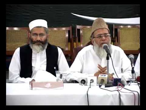 syed munawar hasan press conference in mansoora 22-06-2010-part2