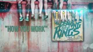SPEAKING THE KINGs - How You Work (Lyric Video)