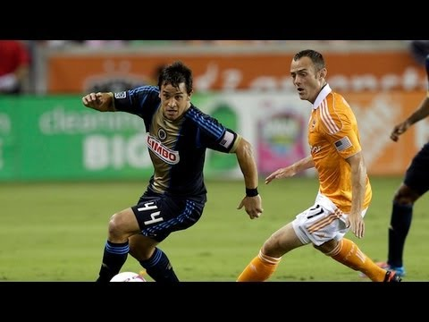 HIGHLIGHTS: Houston Dynamo vs. Philadelphia Union