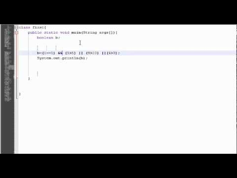 Learn Java in Hindi 10: More on Logical Operators