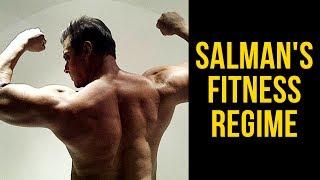 Salman Khan's Fitness Regime - zoom