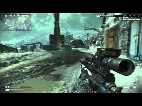 Call of Duty: Ghosts - Domination - Whiteout - Elgato Game Capture HD Test