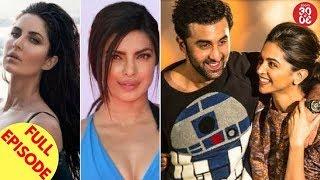 Katrina, Priyanka To Star In Salman's 'Bharat'? | Ranbir-Deepika To Walk The Ramp On April 19 & More - ZOOMDEKHO