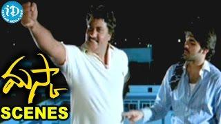 Maska Movie - Ram, Sunil Nice Comedy Scene - IDREAMMOVIES