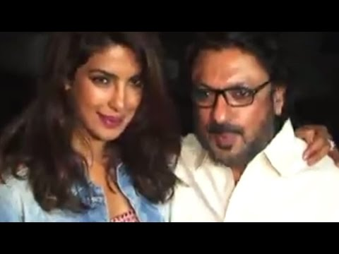 Sanjay Leela Bhansali Throws A Surprise Birthday Bash For Priyanka