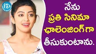 నేను ప్రతి సినిమా ఛాలెంజింగ్ గా తీసుకుంటా. - Actress Pranitha || Talking Movies With iDream - IDREAMMOVIES