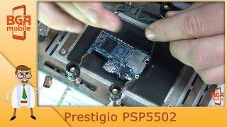 Видеообращение. Prestigio PSP5502 ремонт