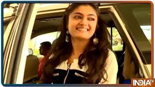 Guddan Tumse Na Ho Payega star cast celebrate Holi in Silvasa - INDIATV
