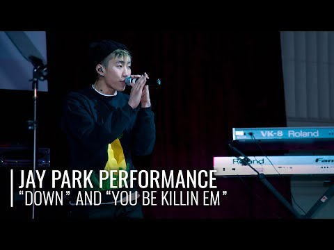 "Jay Park Live Performance at KoreAm's Unforgettable 2011 - ""Down"" + ""You Be Killin Em"""