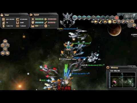 DarkOrbit Battle