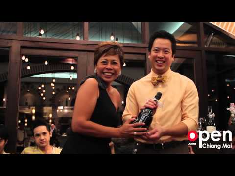 Grand Opening Wine Casa & Cooking Show