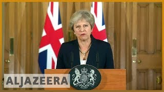 🇬🇧Embattled UK leader defiant after Brexit plan attacked l Al Jazeera English - ALJAZEERAENGLISH