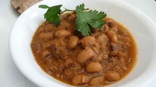 Black Eyed Peas Curry..