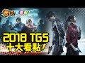 【電玩TOP10】2018東京電玩展10大看點