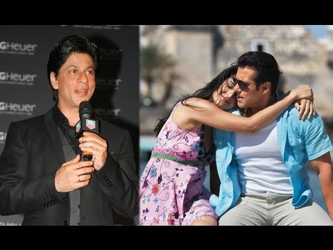 Shah Rukh Khan Talks About Salman Khan - Katrina Kaif Pairing in 'Ek Tha Tiger'
