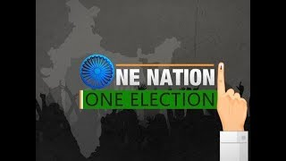 One Nation One Poll: Opposition reject the idea out right, BJP stand its ground — Nation@9 - NEWSXLIVE