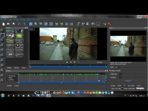 Introduccion a BOUJOU - Motion Tracking - por BG