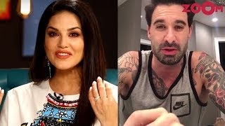 Sunny Leone gets teary-eyed after watching her husband Daniels cute message for her | By Invite Only - ZOOMDEKHO