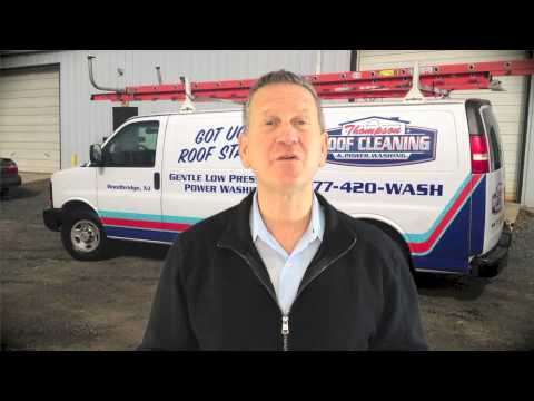 Roof Cleaning South Plainfield New Jersey | Power Washing Services