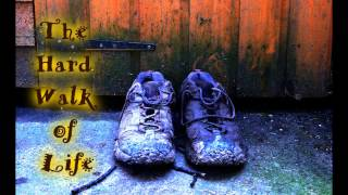 Royalty Free :The Hard Walk of Life