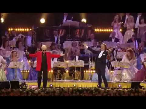 Andre Rieu &amp; Heino - Sierra Madre 2009
