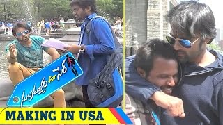Subramanyam For Sale in USA | Making Video | Sai Dharam Tej | Regina Cassandra | Dil Raju - DILRAJU