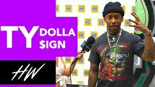 Ty Dolla Sign Shares INK Stories Before We Rise LA Performance - HOLLYWIRETV
