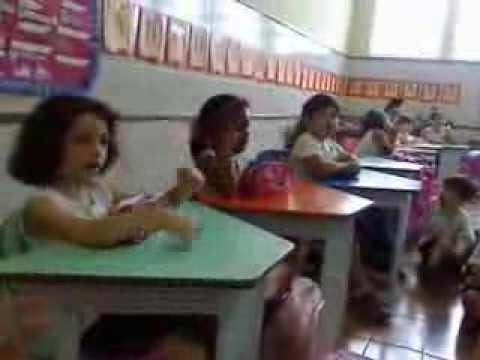 Infantil II Profª Bernadete parte 1