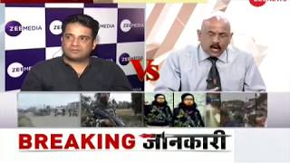 After Iraq, IS growing presence and violence in Kashmir? Watch special debate - ZEENEWS