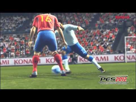 PES 2012 Трейлер E3 2011 [HD]
