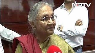 AAP-कांग्रेस गठजोड़ की कोशिशें - NDTVINDIA