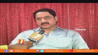 Actor Suman Face To Face Over His Political Entry | iNews - INEWS