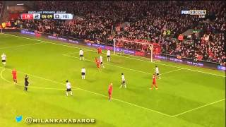 Steven Gerrard V Sunderland 02/01/2012