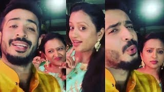 Suma Kanakala, Anchor Ravi Hilarious Dubsmash Fun Video | Aha Na Pellanta & Ravoyi Chandama Song - RAJSHRITELUGU