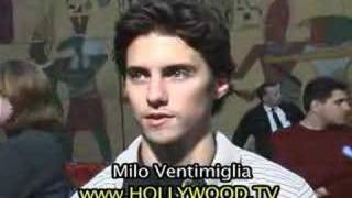 chanel-: Milo Ventimiglia How to make it in Hollywood