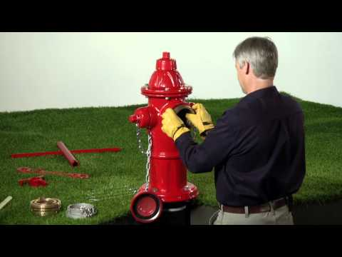 American AVK - Model 2780 Hydrant - Product Overview