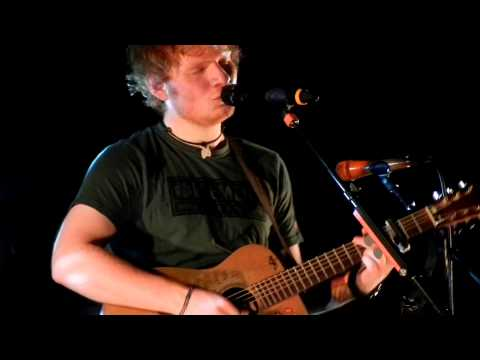 Ed Sheeran - Small Bump - Brisbane 31-7-12 HD