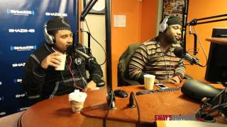 Murda Mook and Goodz Freestyle on Sway in the Morning